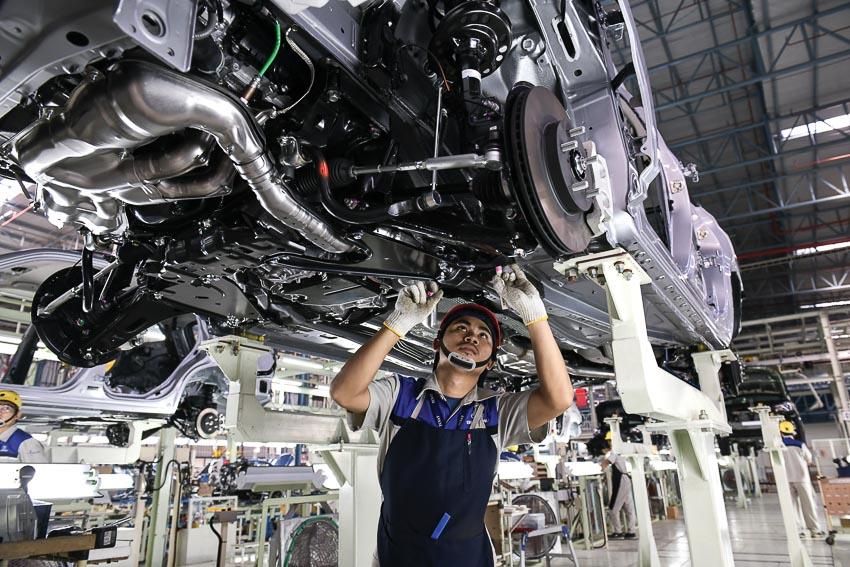 Việt Nam là thị trường quan trọng trong chiến lược phát triển của thương hiệu Subaru tại Đông Nam Á 2