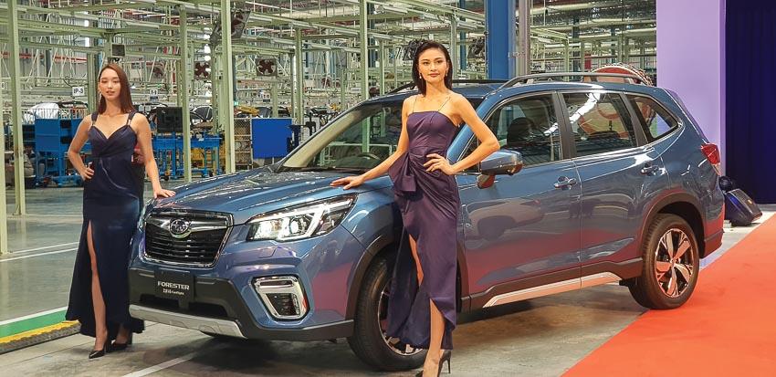 Việt Nam là thị trường quan trọng trong chiến lược phát triển của thương hiệu Subaru tại Đông Nam Á 4