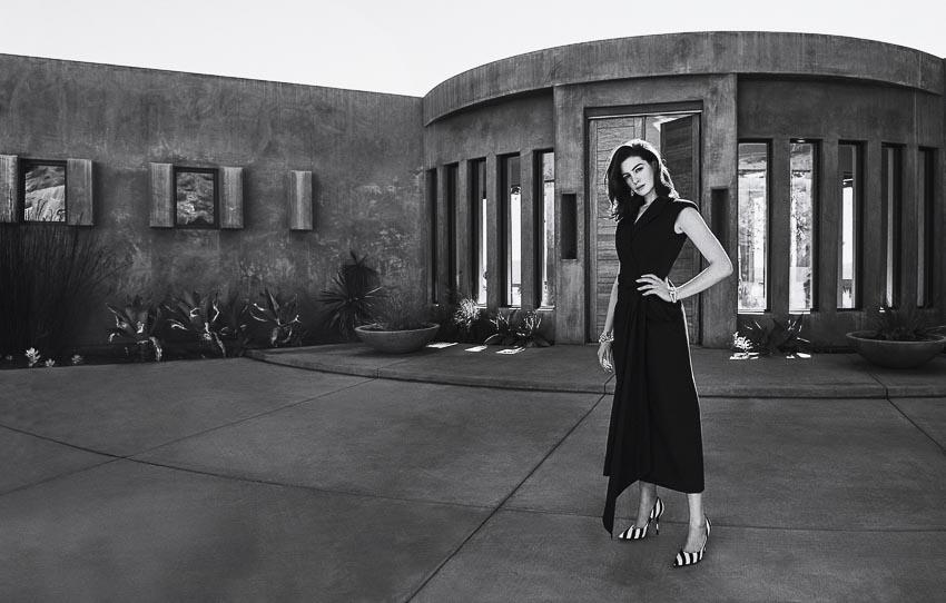 """Anne Hathaway - """"quý cô lừa đảo"""" 1"""