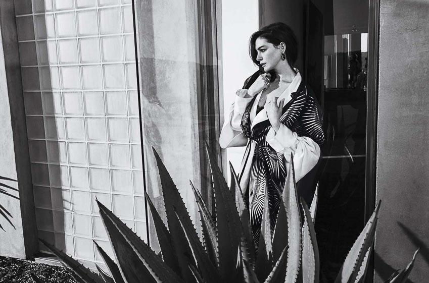 """Anne Hathaway - """"quý cô lừa đảo"""" 5"""