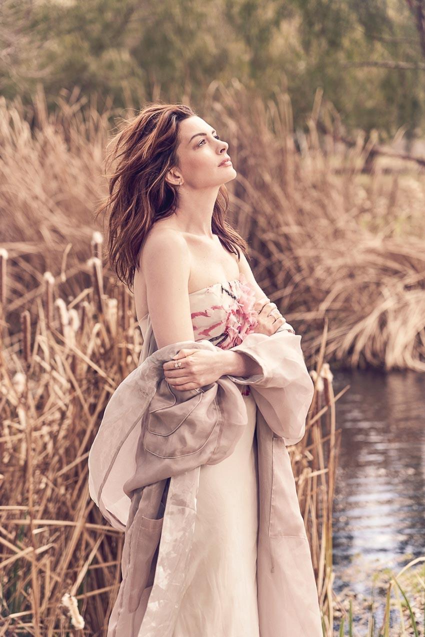 """Anne Hathaway - """"quý cô lừa đảo"""" 7"""