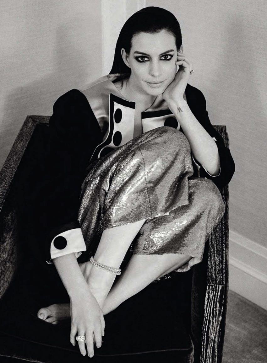 """Anne Hathaway - """"quý cô lừa đảo"""" 3"""