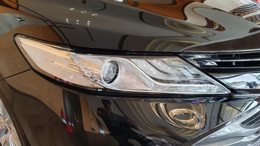 Sedan hạng D Toyota Camry 2019 17