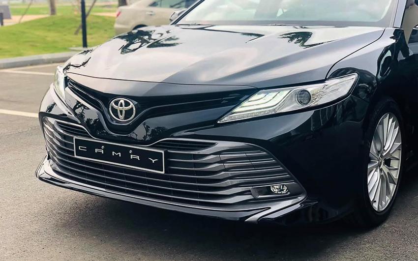 Sedan hạng D Toyota Camry 2019 28