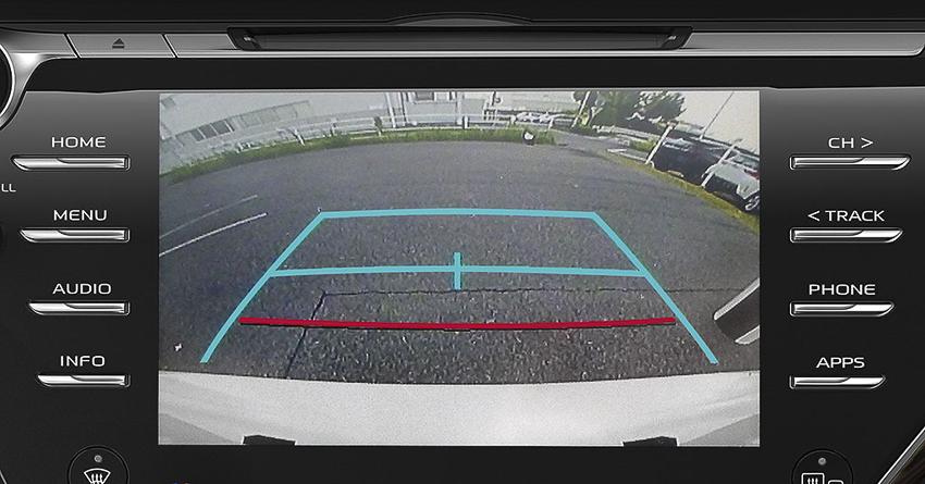 Sedan hạng D Toyota Camry 2019 5