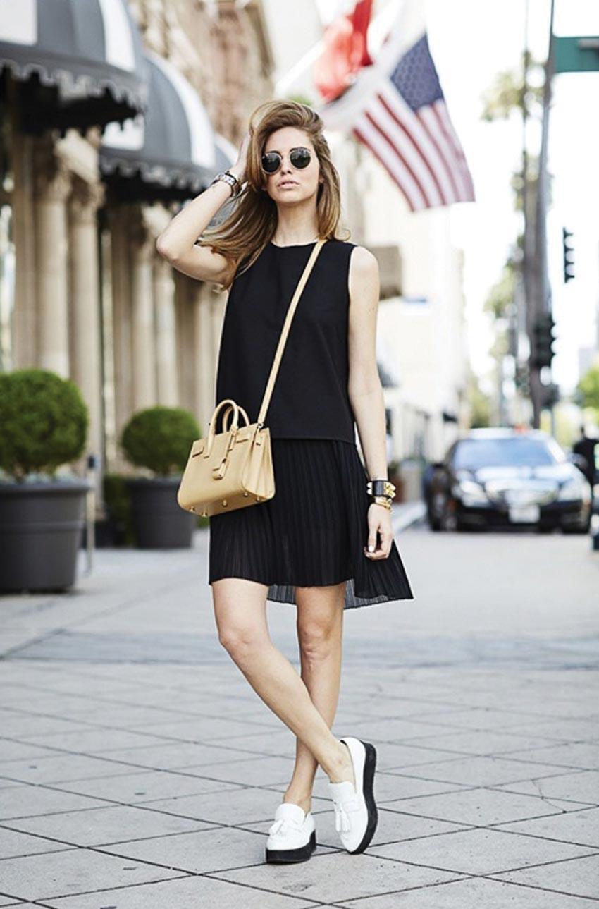 5 kiểu little black dress vượt thời gian mà bạn nên sở hữu 4