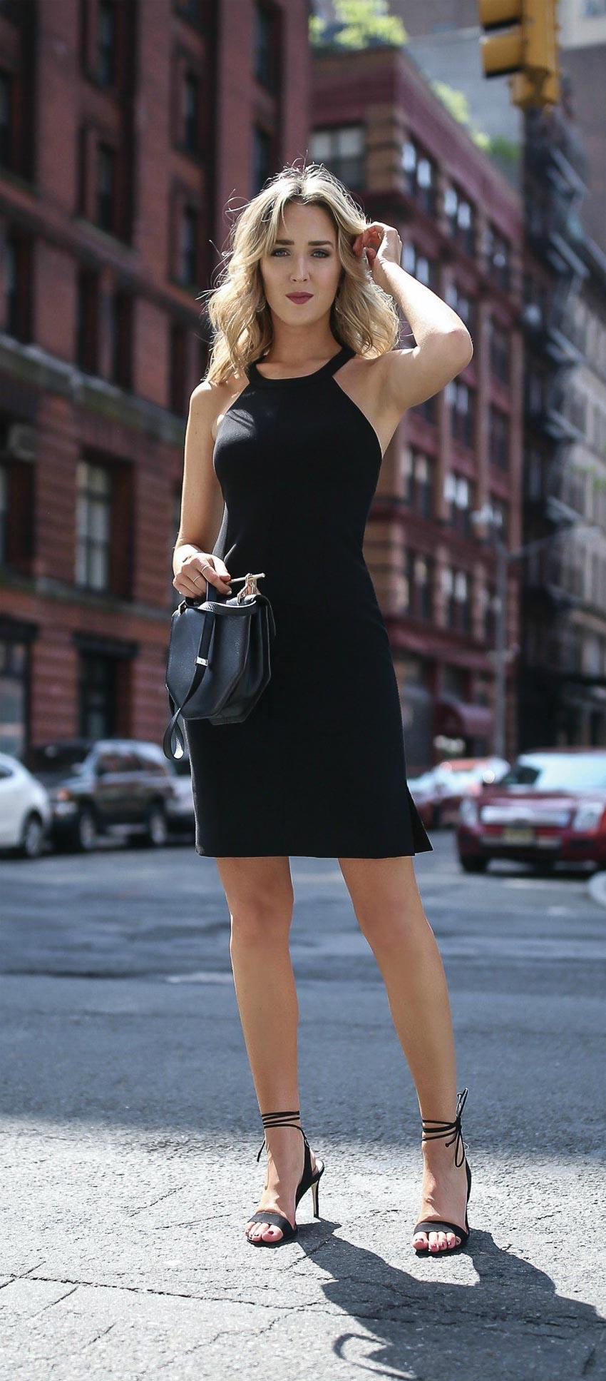 5 kiểu little black dress vượt thời gian mà bạn nên sở hữu 16