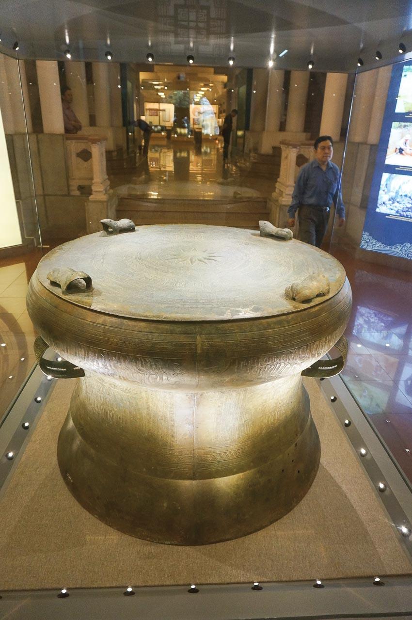 Báu vật khảo cổ học tìm thấy dưới lòng đất Việt 2