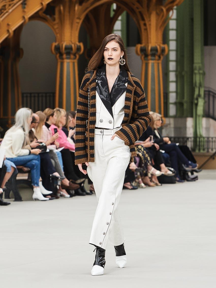 NTK Virginie Viard giới thiệu BST Chanel Cruise 2020 1