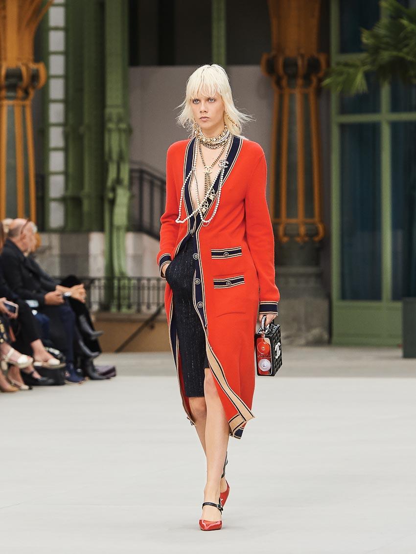 NTK Virginie Viard giới thiệu BST Chanel Cruise 2020 7