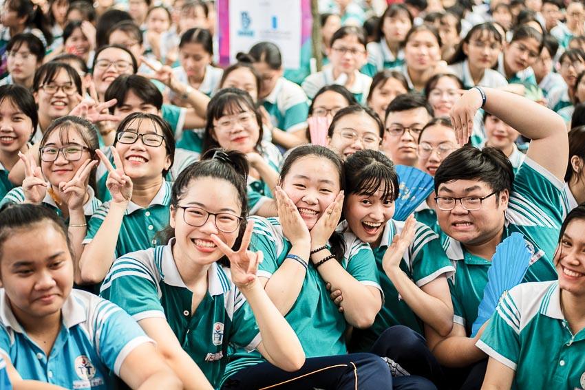 Hàng chục ngàn học sinh chào hè 2019 sôi động cùng VTM Tour 18
