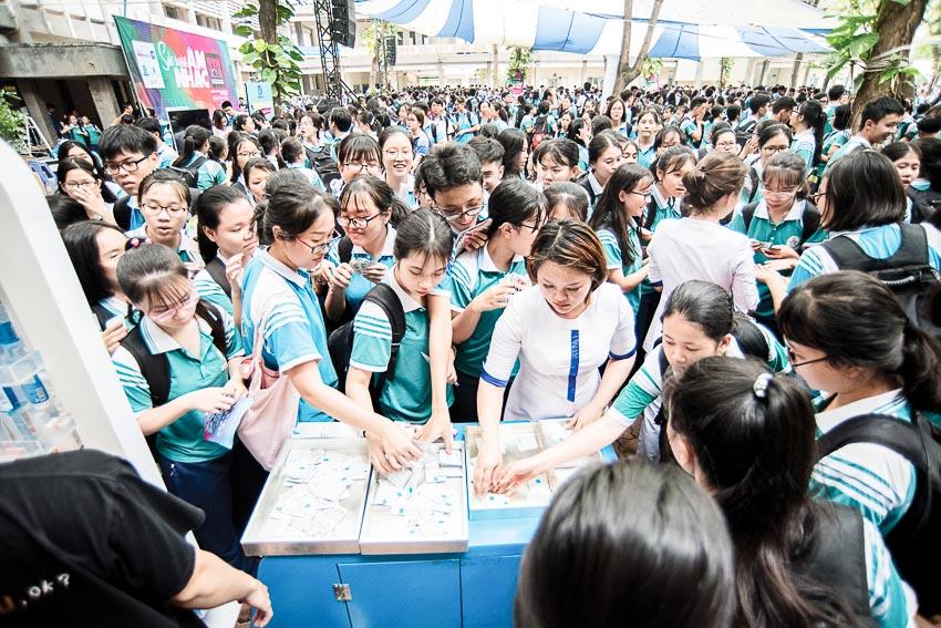 Hàng chục ngàn học sinh chào hè 2019 sôi động cùng VTM Tour 20