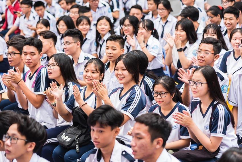 Hàng chục ngàn học sinh chào hè 2019 sôi động cùng VTM Tour 23