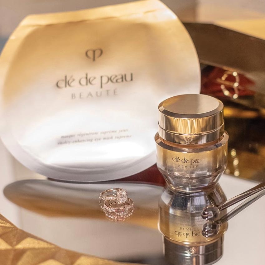 Clé de Peau Beauté ra mắt bộ đôi sản phẩm dưỡng da vùng mắt 6