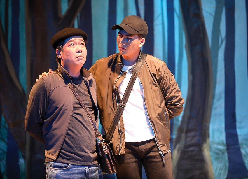 Hai vở diễn mới mà quen trên sân khấu kịch Sài Gòn 1
