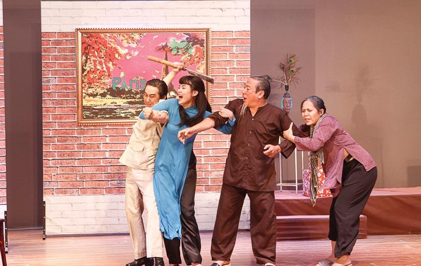 Hai vở diễn mới mà quen trên sân khấu kịch Sài Gòn 3
