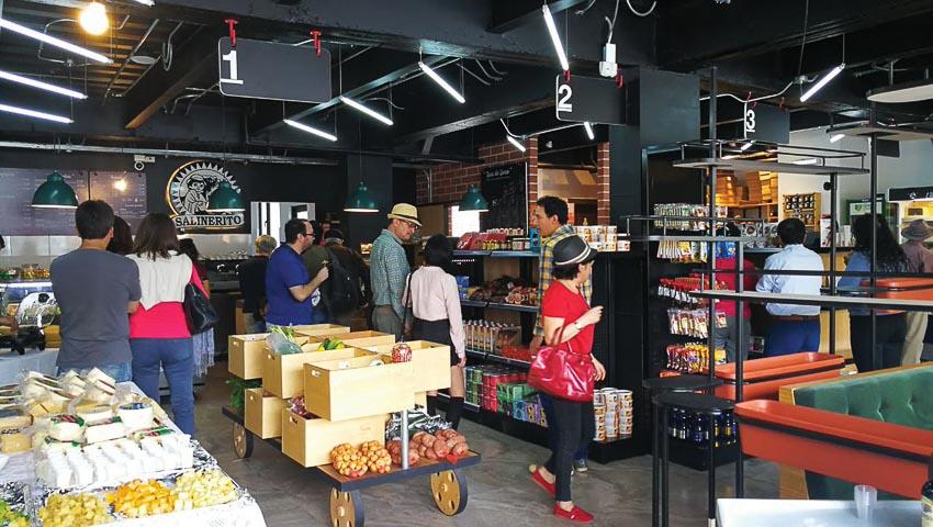 Phô mai và các sản phẩm ẩm thực khác thu hút du khách đến với Salinas