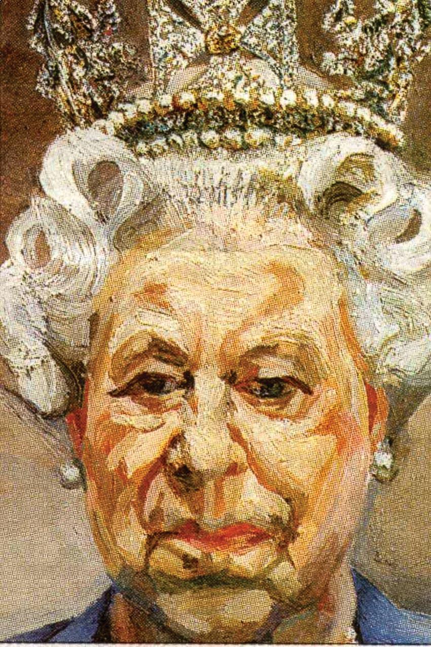 Tranh chân dung các nhân vật của hoàng gia Anh 6