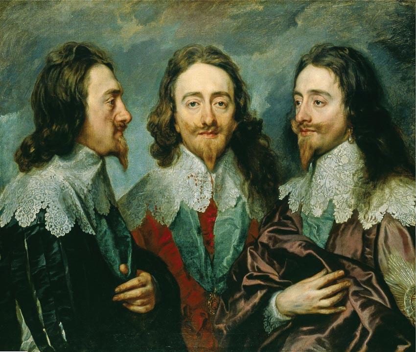 Tranh chân dung các nhân vật của hoàng gia Anh 7