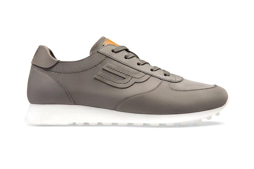 Giày sneakers Bally thích hợp cho các chuyến đi xa