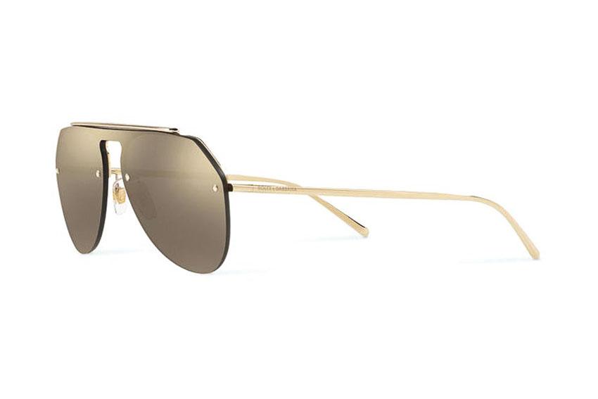 Mắt kính mát của Dolce & Gabbana sành điệu