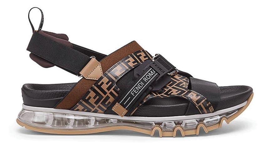 Giày sandal cho ngày hè, lựa chọn thông thoáng cho đôi chân 3