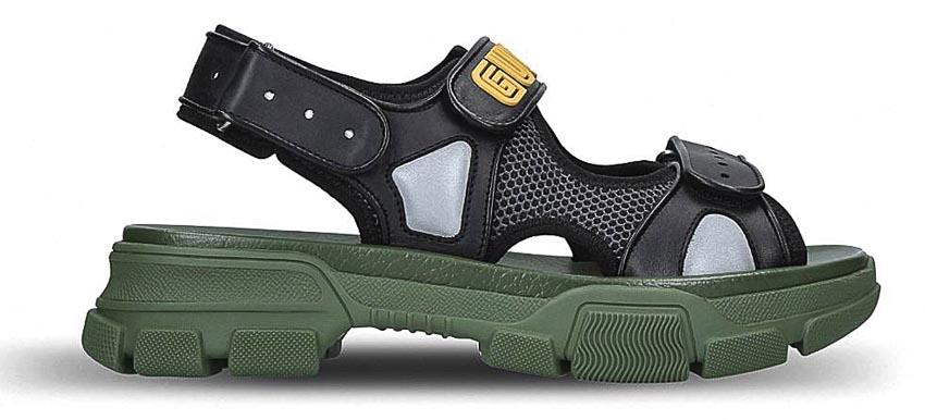 Giày sandal cho ngày hè, lựa chọn thông thoáng cho đôi chân 4