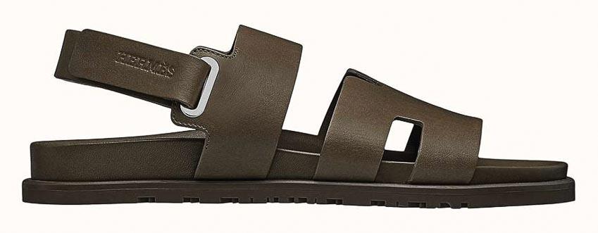 Giày sandal cho ngày hè, lựa chọn thông thoáng cho đôi chân 5