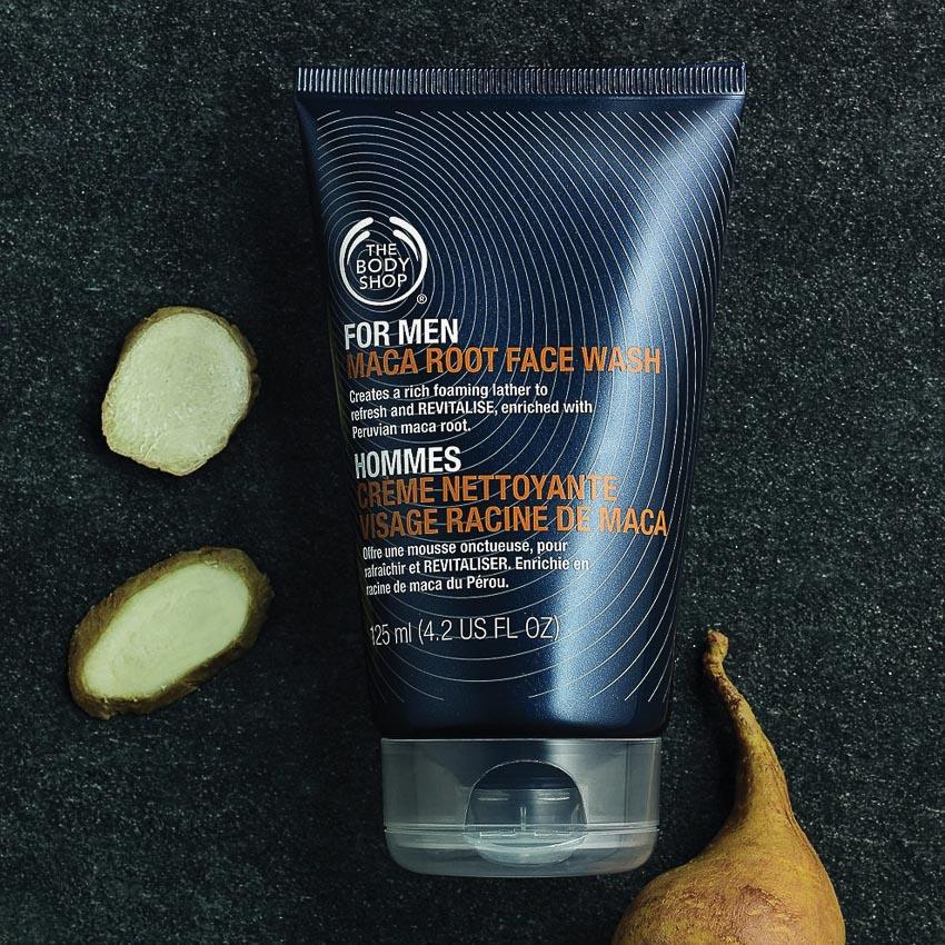 Sản phẩm phù hợp dành riêng cho da dầu của nam giới 5