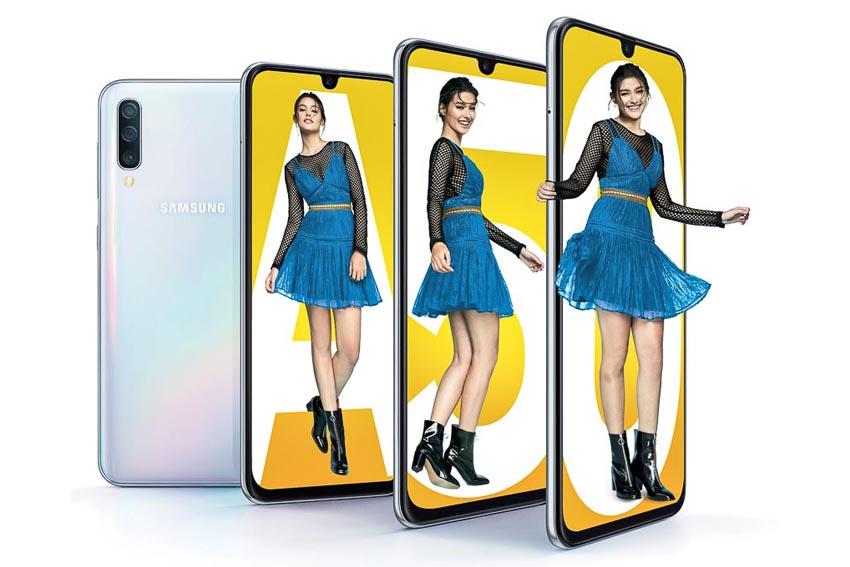 Những chiếc smartphone tầm trung đa năng 7