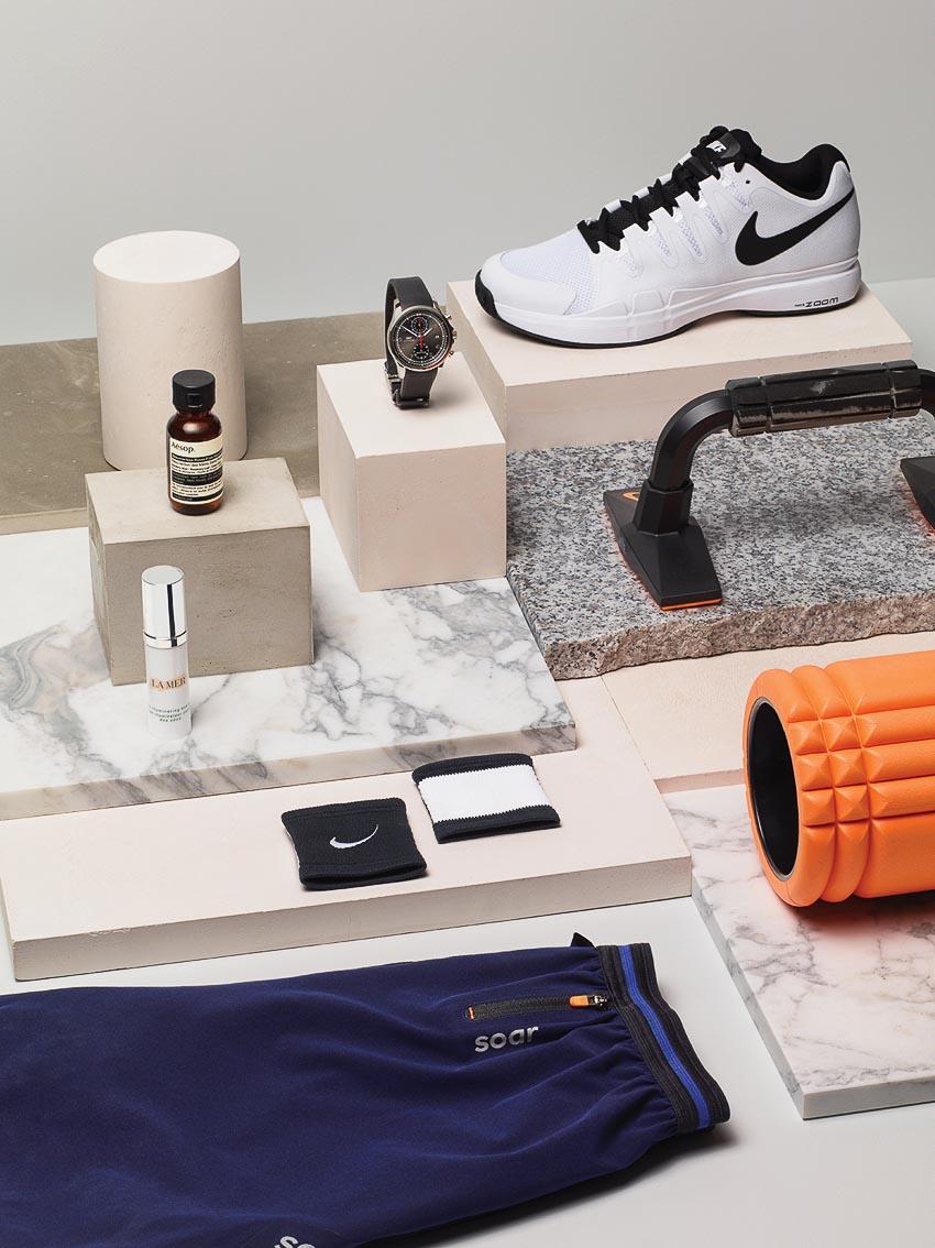 """Những vật dụng """"cần-phải-có"""" trong túi đồ tập gym của phái nam 3"""