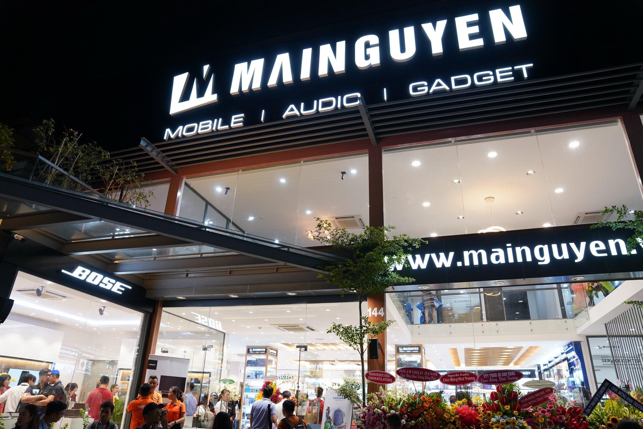 Mai Nguyên khai trương Flagship Store quy mô lớn nhất tại Việt Nam - 34