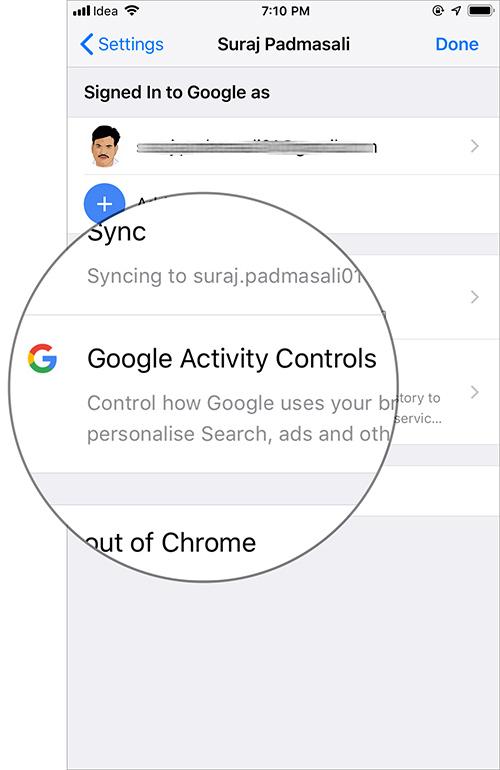 Cách tự động xóa lịch sử vị trí, dữ liệu ứng dụng và web của Google - 6