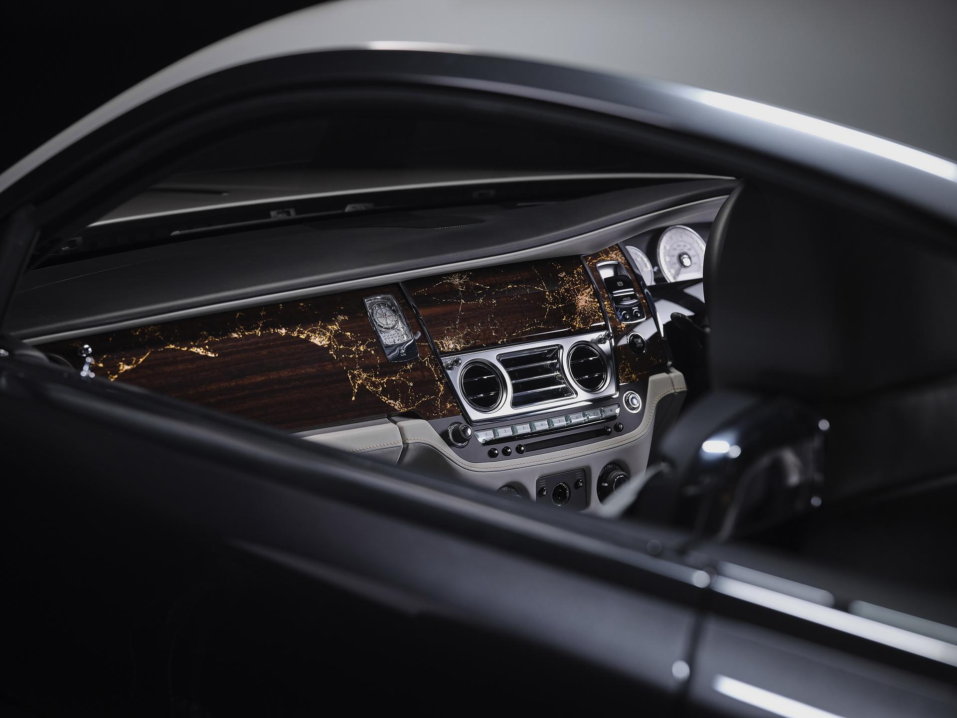 Rolls-Royce Wraith Eagle VIII siêu sang tái hiện chuyến bay lịch sử 100 năm trước - 09