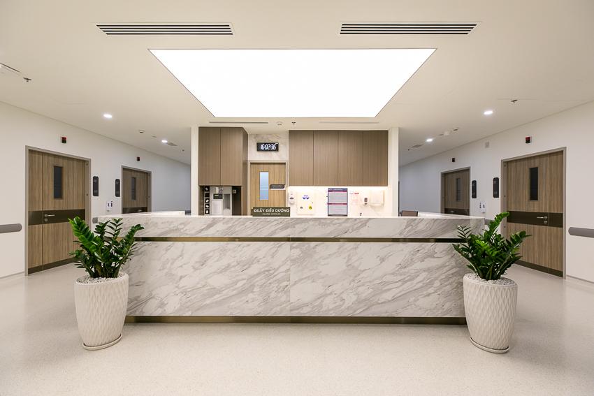 Bệnh viện Quốc tế Mỹ, dịch vụ y tế theo tiêu chuẩn Mỹ đến cho bệnh nhân và gia đình - 23