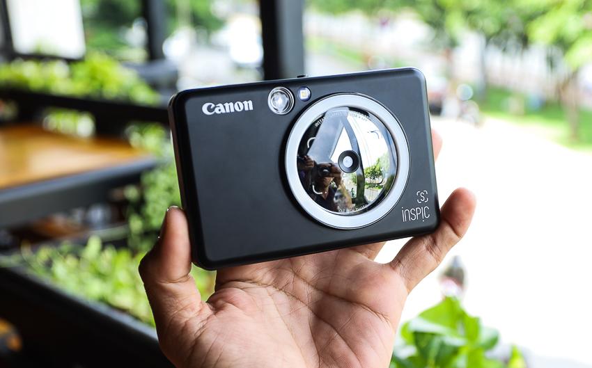 Canon lần đầu ra mắt máy chụp ảnh lấy liền iNSPiC và in ảnh mọi lúc mọi nơi - 2