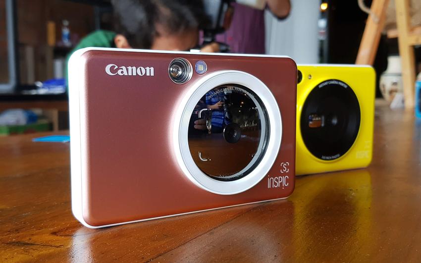 Canon lần đầu ra mắt máy chụp ảnh lấy liền iNSPiC và in ảnh mọi lúc mọi nơi - 4