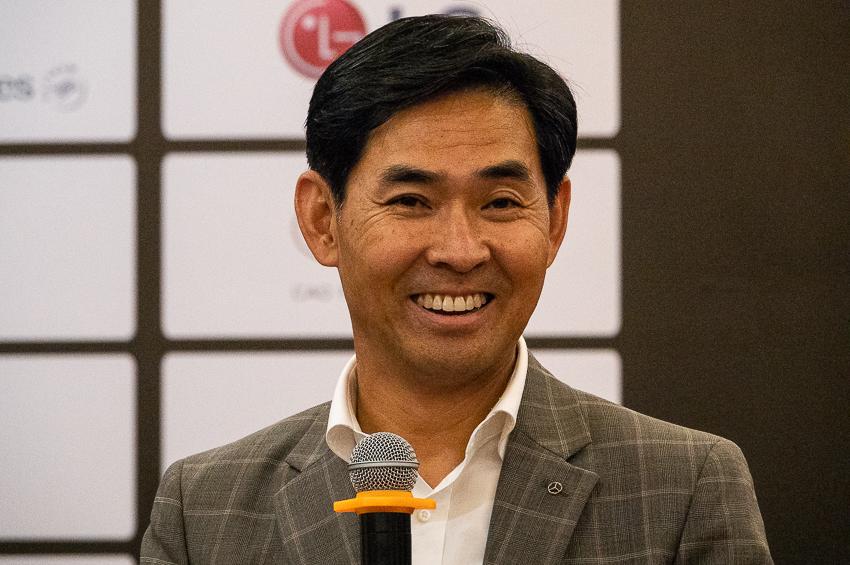 Ông Choi Duk Jun, Tổng giám đốc Mercedes-Benz Việt Nam.