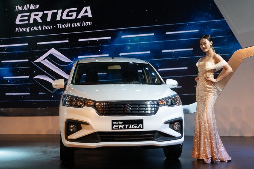 Suzuki giới thiệu mẫu xe đa dụng 7 chỗ ERTIGA hoàn toàn mới - 10