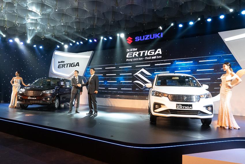 Suzuki giới thiệu mẫu xe đa dụng 7 chỗ ERTIGA hoàn toàn mới - 11
