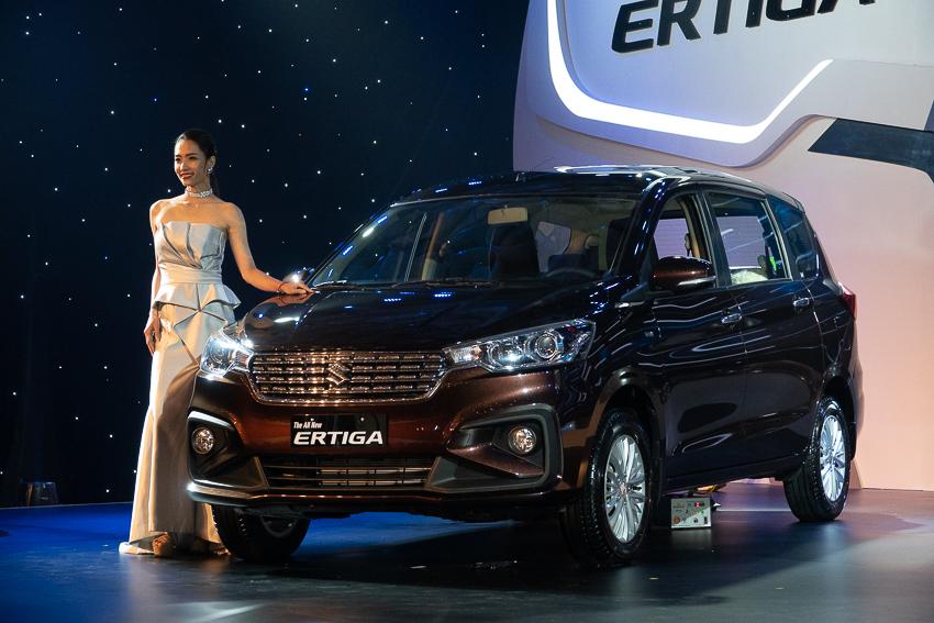 Suzuki giới thiệu mẫu xe đa dụng 7 chỗ ERTIGA hoàn toàn mới - 16