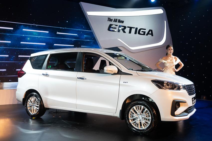 Suzuki giới thiệu mẫu xe đa dụng 7 chỗ ERTIGA hoàn toàn mới - 20