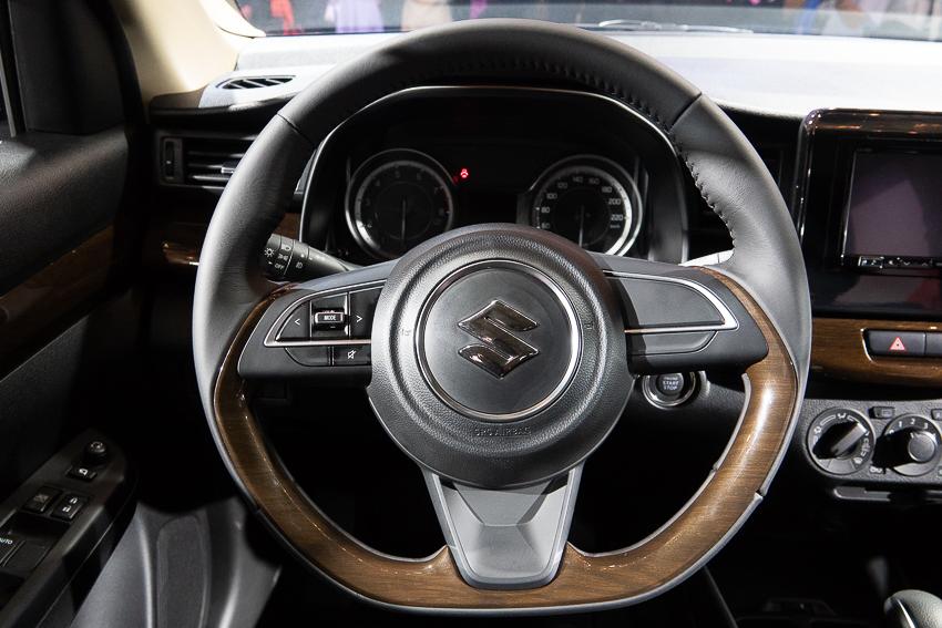 Suzuki giới thiệu mẫu xe đa dụng 7 chỗ ERTIGA hoàn toàn mới - 24