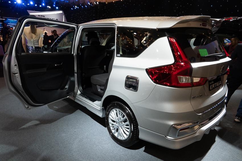 Suzuki giới thiệu mẫu xe đa dụng 7 chỗ ERTIGA hoàn toàn mới - 25