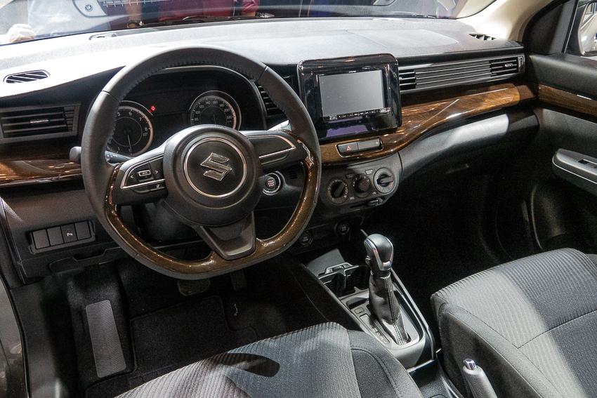 Suzuki giới thiệu mẫu xe đa dụng 7 chỗ ERTIGA hoàn toàn mới - 28