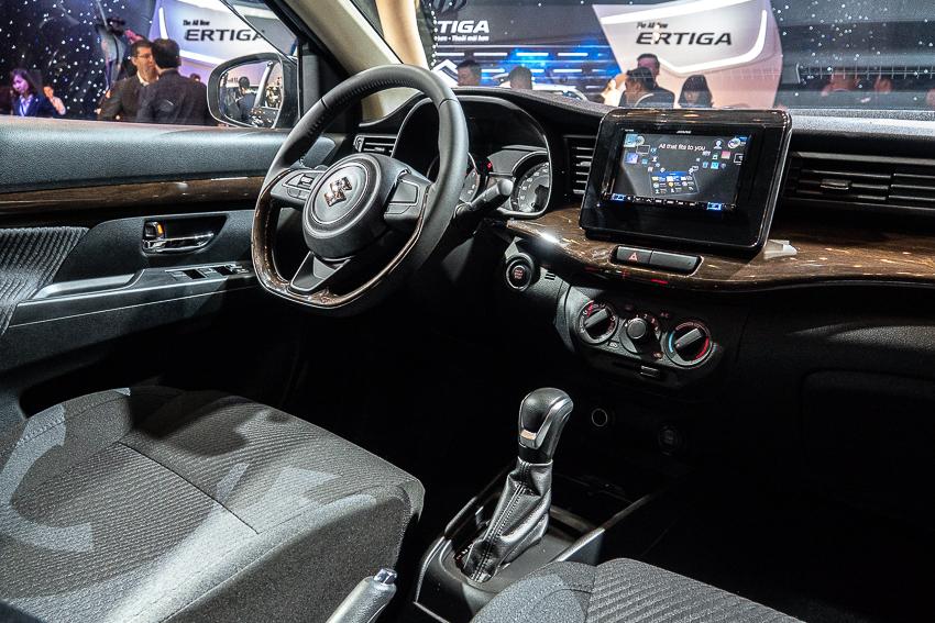 Suzuki giới thiệu mẫu xe đa dụng 7 chỗ ERTIGA hoàn toàn mới - 39
