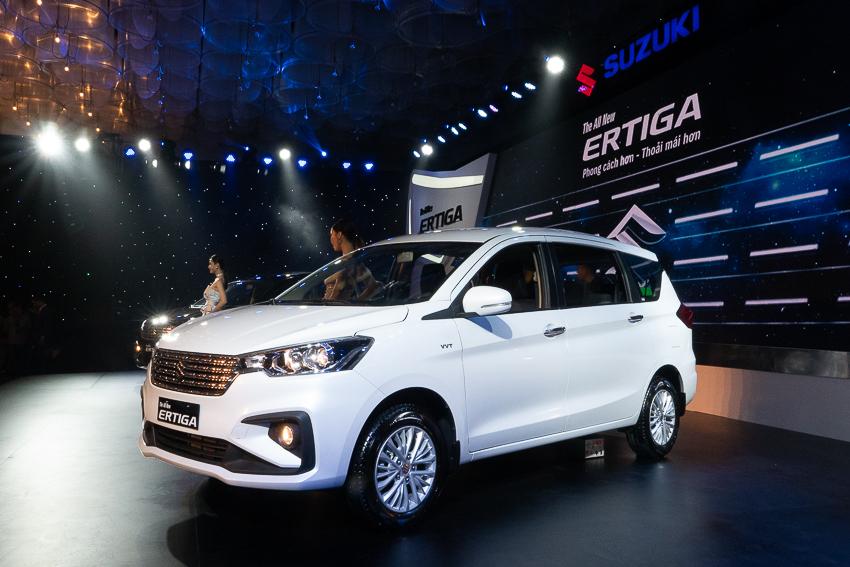 Suzuki giới thiệu mẫu xe đa dụng 7 chỗ ERTIGA hoàn toàn mới - 45
