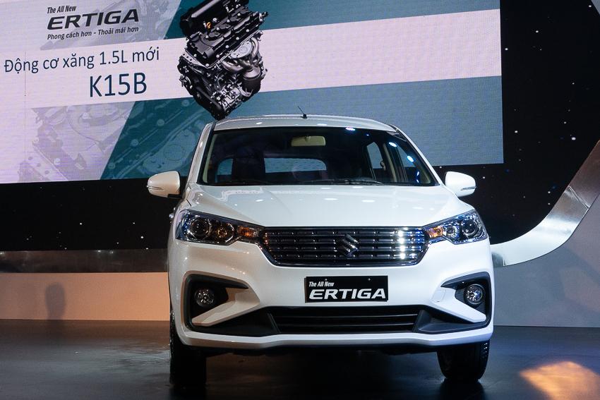Suzuki giới thiệu mẫu xe đa dụng 7 chỗ ERTIGA hoàn toàn mới - 6