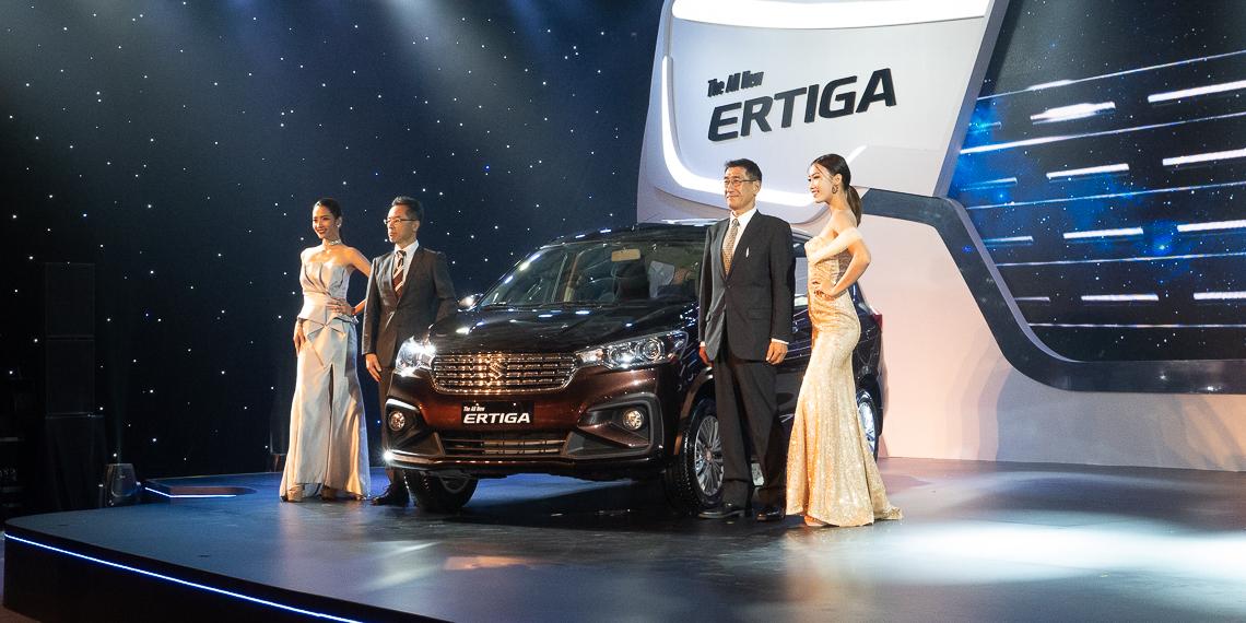 Suzuki giới thiệu mẫu xe đa dụng 7 chỗ ERTIGA hoàn toàn mới - 13