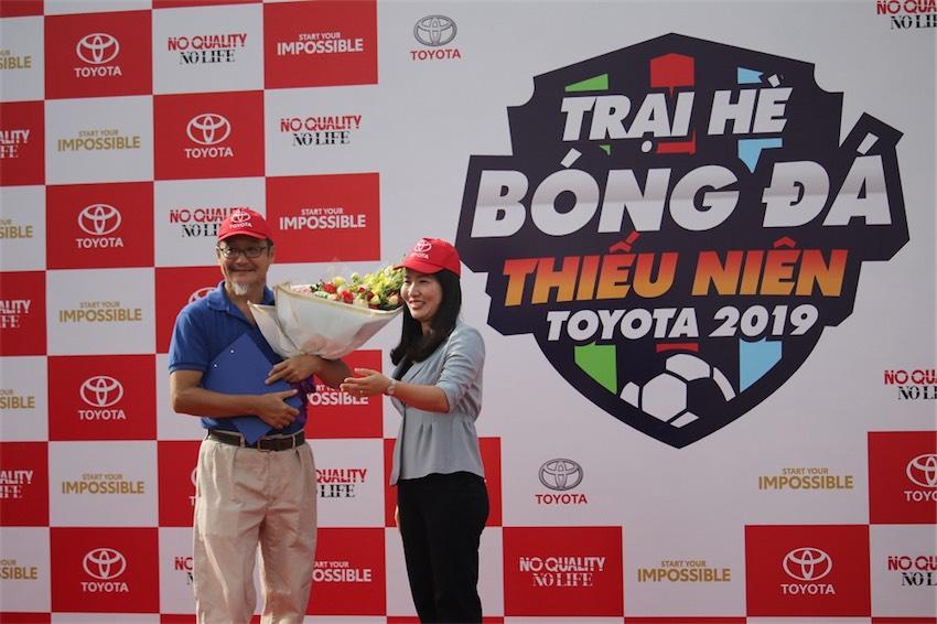 Trại hè Bóng đá Thiếu niên Toyota 2019 khởi động vòng sơ tuyển Toàn quốc - 01